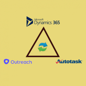 dynamics 365 case study - outreach integration