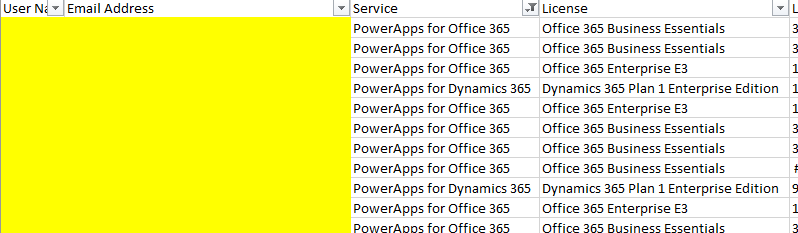 3excel downloaded from admin powerportal